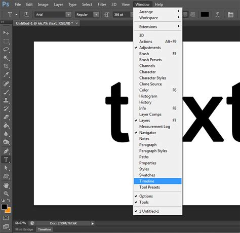 reset text tool in photoshop how to create color changing text animation using