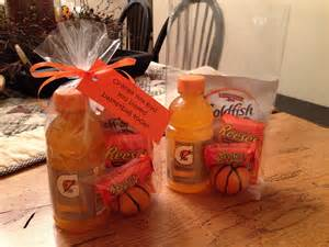 soccer ball halloween basket orange you glad you played basketball today fun food