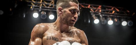eminem movie boxing did you know southpaw is basically the eminem story yes