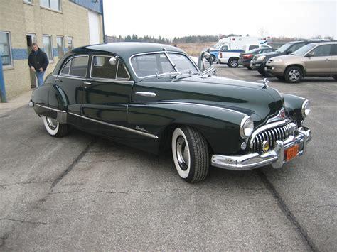 1948 buick roadmaster 4 door resto rod classic buick
