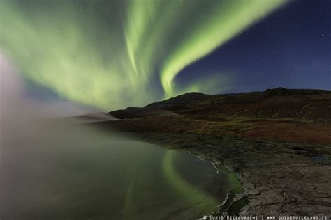 iceland springs and northern lights winter 3 day self drive springs and northern lights