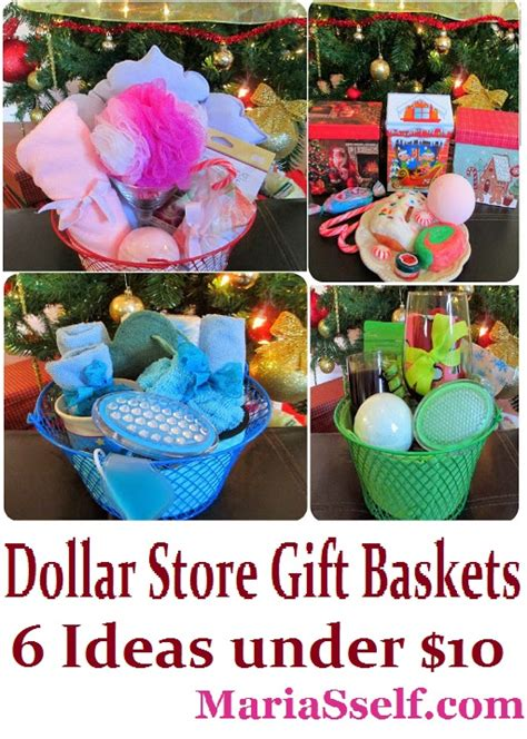 10 dollar gifts maria s self dollar store last minute christmas gift ideas for cheap gift baskets from