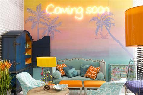 Deco Miami Style L Ambiance Miami Se Met En Valeur Dans Le Style D 233 Co