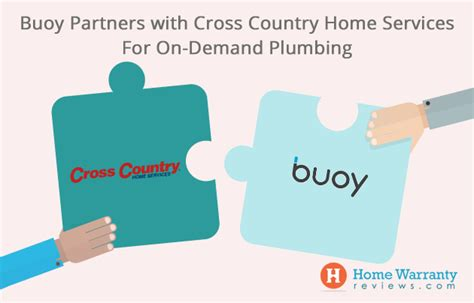 buoy labs partners with cross country home services to
