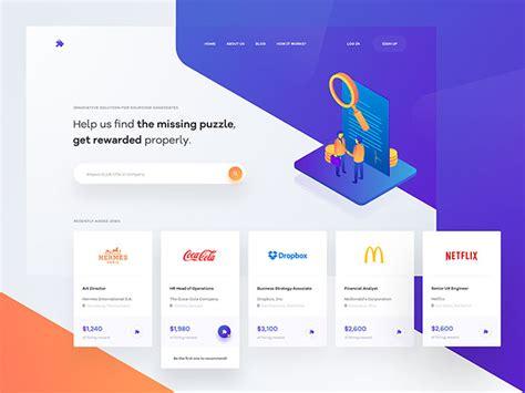 website header design 60 awesome website header design ideas for inspiration