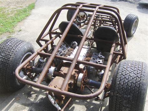 race car chassis home build bad great lakes 4x4