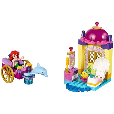 lego ariel s dolphin carriage set 10723 brick owl lego marketplace