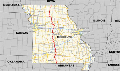 modot road closure map mo travel map missouri department of transportation