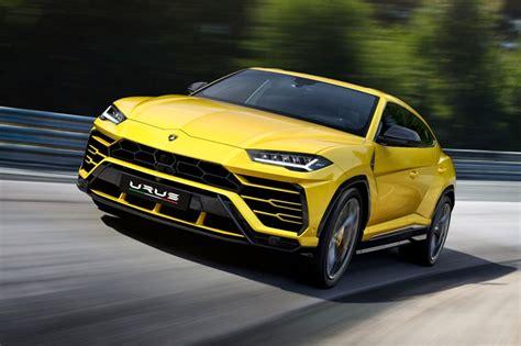 Lamborghini Urus Mpg 2018 Lamborghini Urus Price Specs And Release Date