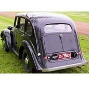 Hillman Car Club Of South Australia – 1938 9 Minx