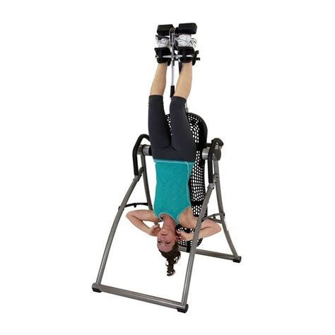 how to hang without inversion table teeter hang ups contour l5 inversion table free accessories