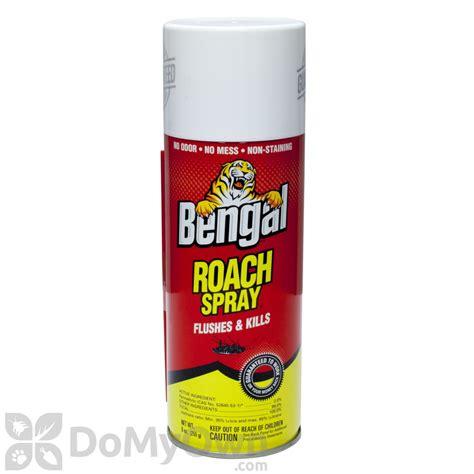 bengal bed bug spray bengal roach spray