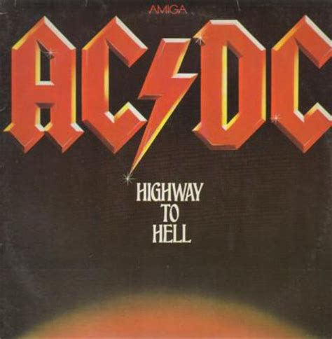 Ac New Avrial Original Indo Shop skull records ac dc highway to hell lp