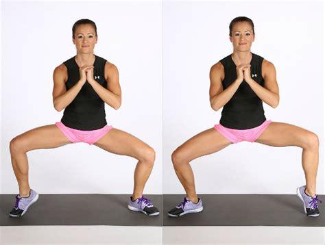 squat a casa squat per i glutei gli esercizi roba da donne in salute