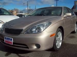 2005 lexus es 330 chrome wheels spoiler carrollton
