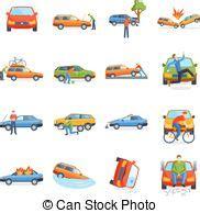 Auto Unfälle by Fahrradunfall Illustrationen Und Stock Art 806