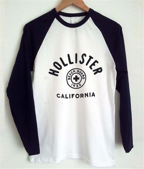 T Shirt Hollister Hlr03 One Tshirt hollister 1922 raglan t shirt