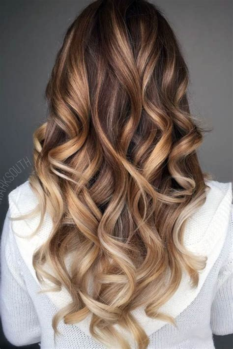 hairstyles type carmel 20 best ideas about blonde caramel highlights on