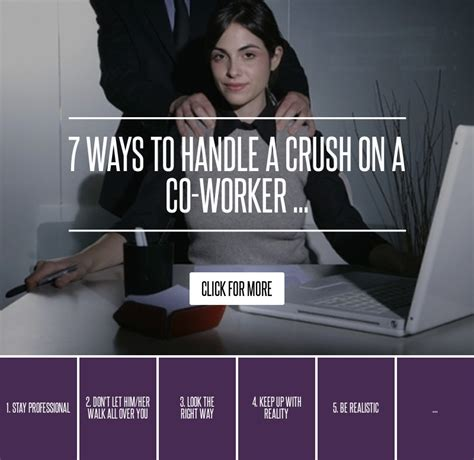7 Ways To Handle A Crush On A Co Worker 7 ways to handle a crush on a co worker