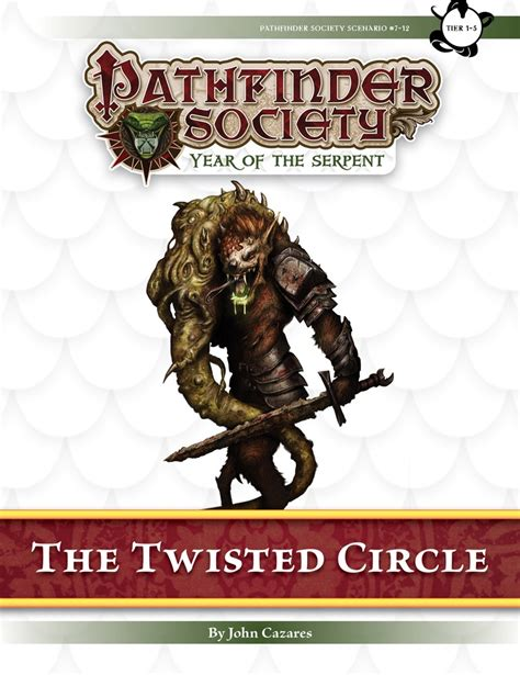 pathfinder pawns traps treasures pawn collection books paizo pathfinder society scenario 7 12 the twisted