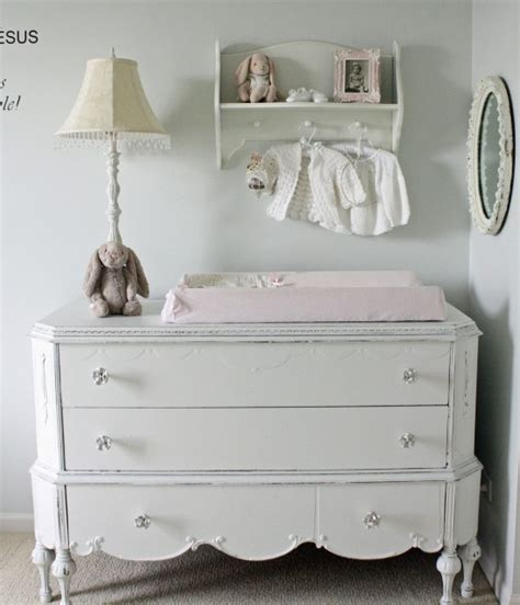 Using A Dresser As A Changing Table dresser changing table baby