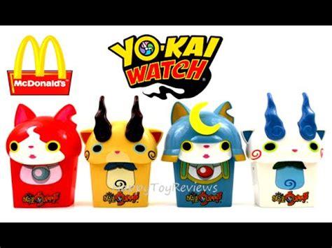 Yokai Orochi Happy Meal Mc Donald sponsor radio zet gold i ident network yo w doovi