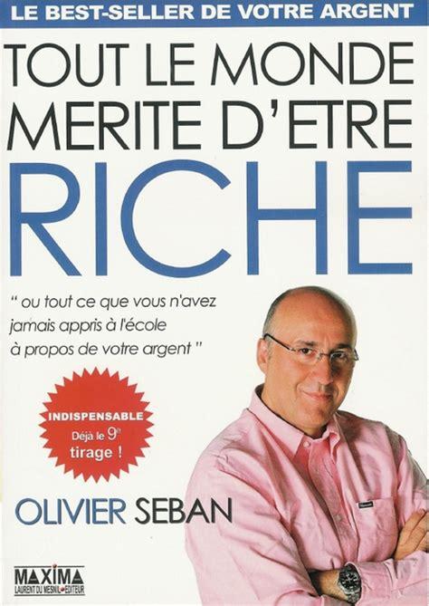Comment Devenir Riche Olivier