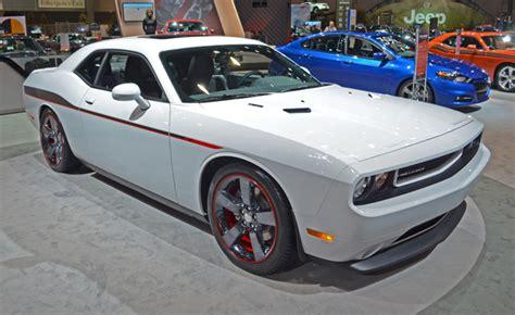Challenger Rt Redline by 2013 Dodge Challenger R T Redline Tweaks Hemi Power