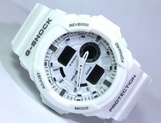 Stok Terbatas G Shock Casio Putih White Ga500 Frogman Premium 2 casio g shock kw g shock ga 150 kw