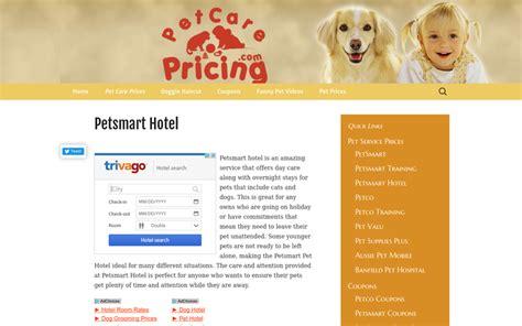 petsmart hotel petsmart hotel prices services petcarepricing angellist