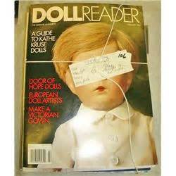 antique doll reader magazine doll reader magazines 1994 9 issues complet