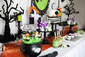 witch themed decorations a witch inspired hoopla events