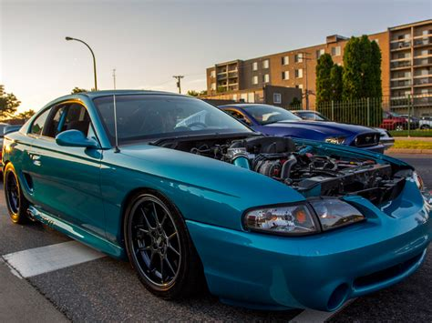 sn95 mustang cobra 1308 blue ford mustang shelby gt photo 52911152 photo