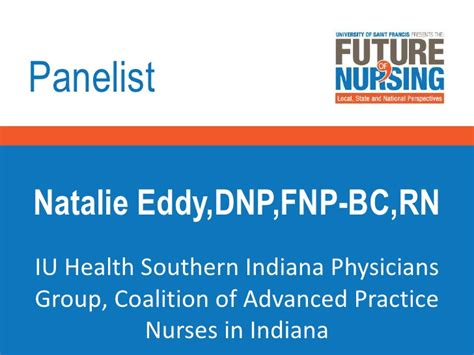 Southern Indiana Mba by Future Of Nursing Crown Point