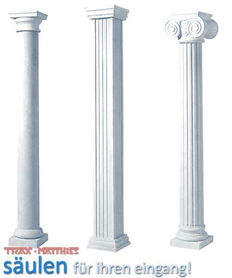 trax matthies werkstein s 196 ulen trax matthies architekturelemente