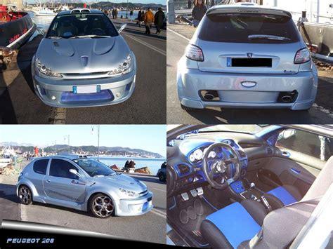 peugeot 206 xt peugeot 206 xt 1 6 photos and comments www picautos com
