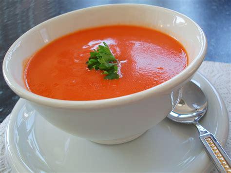 pujita cookeries carrot tomato soup