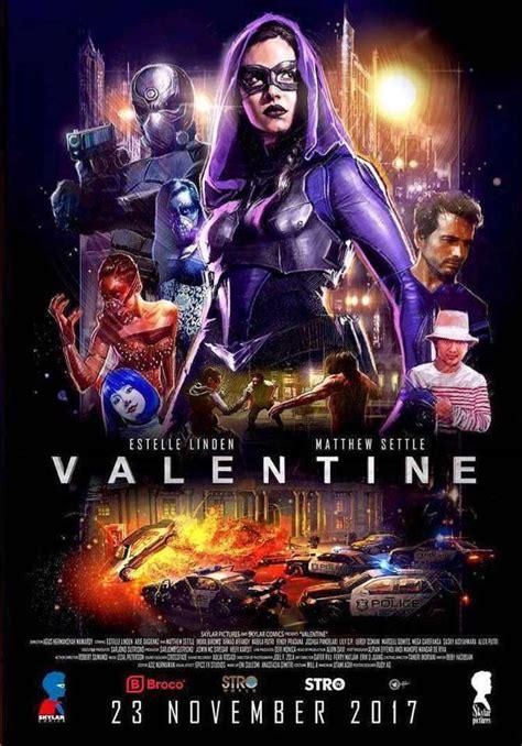 film valentine indonesia 2016 poster resmi dari live action valentine dirilis kaori