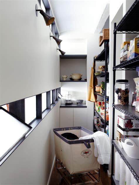 modern pantry modern kitchen schappacher white