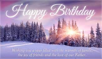 winter happy birthday wishes images amp pictures becuo