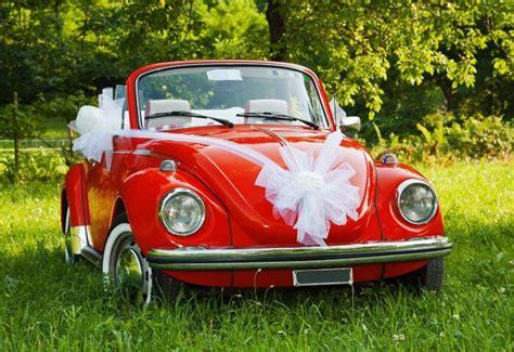 Hochzeitswagen Deko deko f 252 r hochzeitsauto gro 223 e bildergalerie