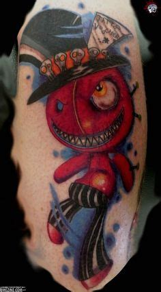 voodoo tattoo designs voodoo doll tattoos