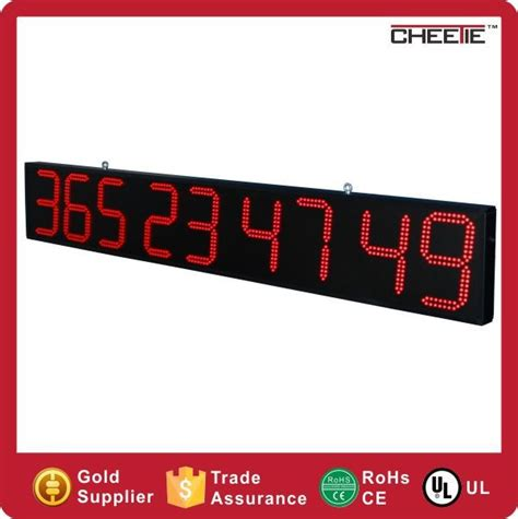 outdoor christmas countdown digital clock led digital custom countdown countdown clock outdoor