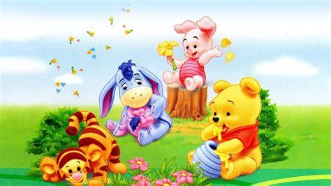 tigger piglet eeyore  winnie  pooh  babies