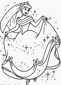 free coloring pages of cinderella carriage