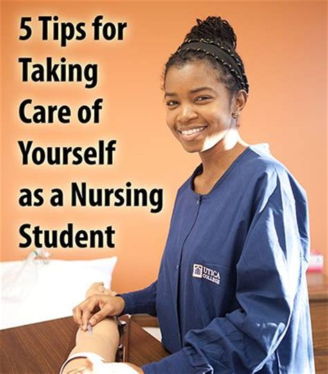 tips on viginal taking care quot 5 tips for taking care of yourself as a nursing student