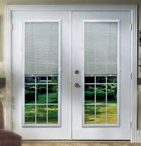 Door Glass Blinds Odl Bwm206401 20 Quot X64 Quot Enclosed Blinds For Steel And Fiberglass Doors Home Kitchen