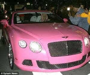 Nicki Minaj Bugatti Bugatti Veyron Redlinenorth