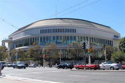 San Francisco Address Search Louise M Davies Symphony