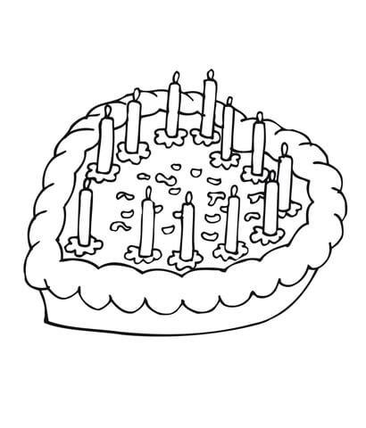 ausmalbilder kuchen ausmalbild valentinstag kuchen ausmalbilder kostenlos